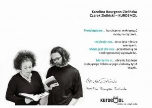Czarek Zieliński i Karolina Bourgeon-Zielińska