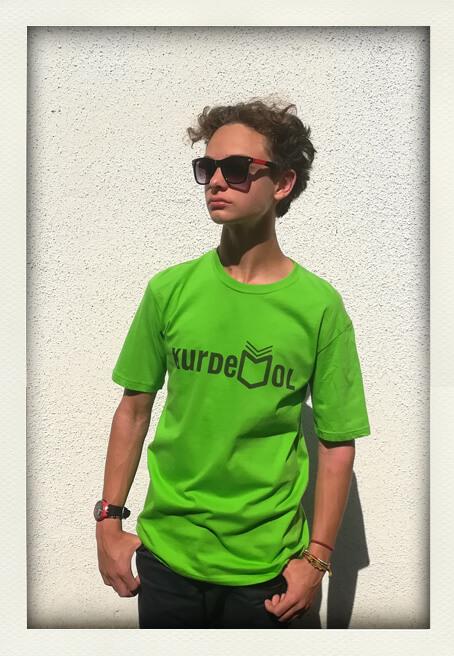 Kurdemol zielony